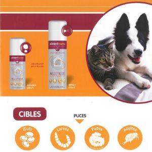 Advanthome - Protection anti puce de l'habitat du chien