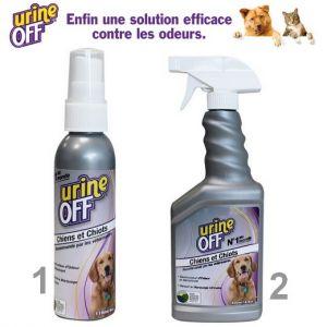 Urine Off Spray chien et chiot