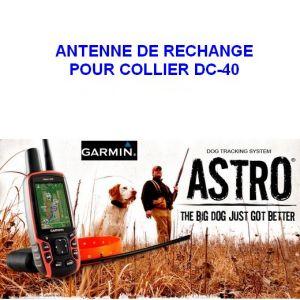 Antenne de remplacement pour collier Garmin