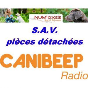 SAV : sonnaillon Canibeep Radio Pro - Canicom