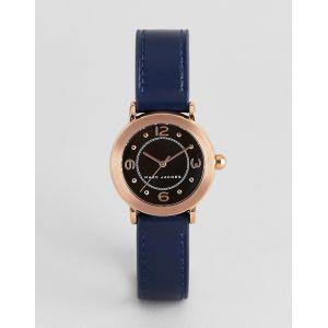 Marc Jacobs - MJ1577 ladies - Montre à bracelet en cuir - Bleu marine