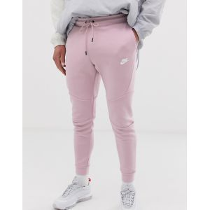 Nike - Pantalon de jogging en polaire technique - Rose