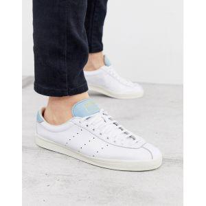 adidas Originals - Lacombe - Baskets en cuir - Blanc - Blanc