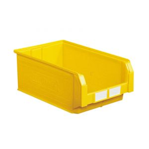 Bac à bec plastique 28 litres jaune