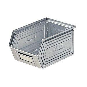 Bac métallique acier zingué 3.8 litres