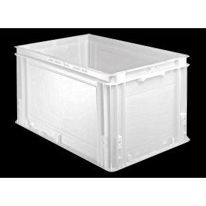 Bac alimentaire plastique volume 60 litres 600x400