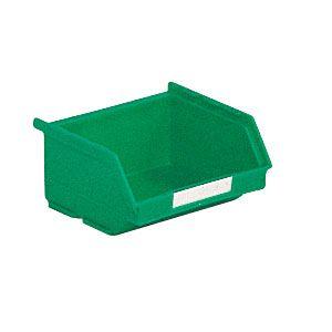 Bac plastique à bec 0.25 litre vert