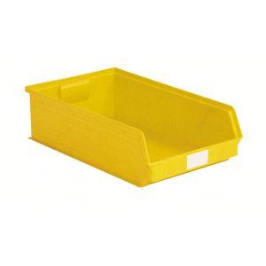 Bac à bec plastique 20 litres jaune