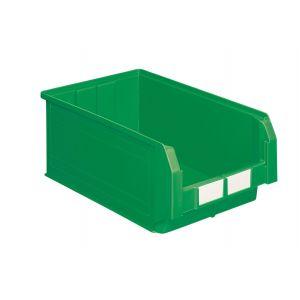 Bac plastique à bec 28 litres vert