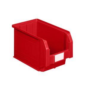 Bac à bec plastique 12.5 litres rouge