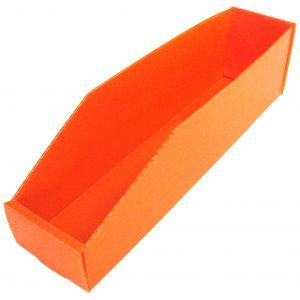 Bac stockage pas cher 5 litres orange