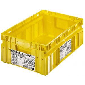 Bac plastique Galia industrie automobile 76 litres