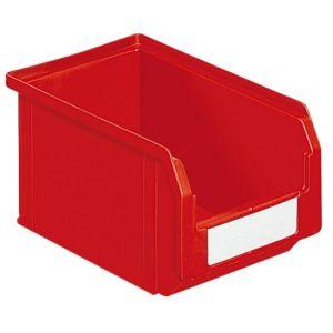 Bac à bec plastique 3.8 litres rouge