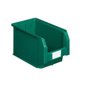 Bac à bec plastique 12.5 litres vert