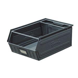 Bac stockage métallique volume 63 litres