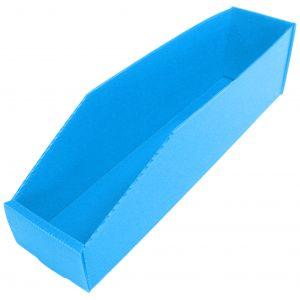 Bac plastique pas cher 5 litres bleu