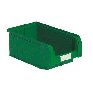 Bac plastique avec bec volume 9 litres vert