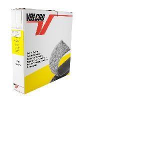 Ruban Velcro adhesif Blanc, 20 mm, 25 M