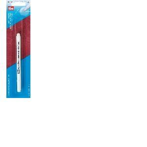 Crayon marqueur blanc Prym effaçable à l eau