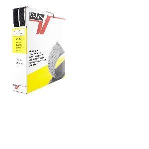 Ruban Velcro adhesif Noir, 20 mm, 25 M