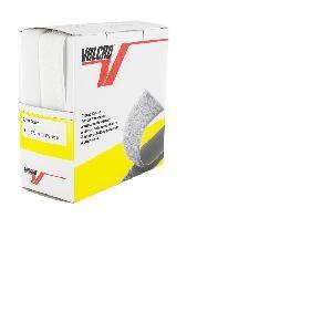 Ruban Velcro adhesif Blanc, 20 mm, 5 M