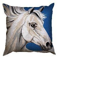 coussin cheval comparer 129 offres. Black Bedroom Furniture Sets. Home Design Ideas