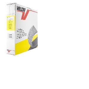 Ruban Velcro adhesif Blanc, 25 mm, 25 M