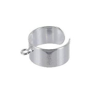 Bague avec anneau d accrochage, 5 unités