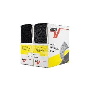 Ruban Velcro adhésif Noir, 50 mm, 5 M