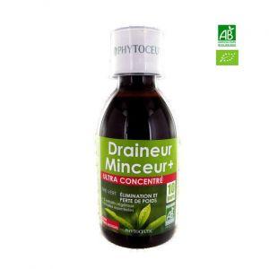 Draineur Minceur bio au Thé vert - 200ml