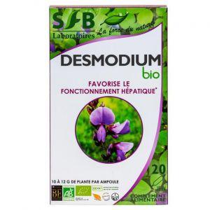 Desmodium bio - foie - 20 ampoules