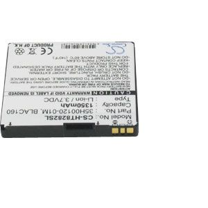 Batterie pour HTC TOUCH PRO HD