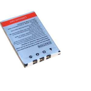Batterie pour CASIO EXILIM EX-S100