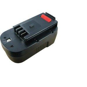 Batterie pour BLACK DECKER GKC1817P