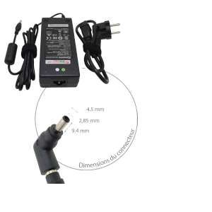 Chargeur pour DELL XPS 13-L321X