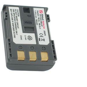 Batterie pour CANON EOS KISS N DIGITAL
