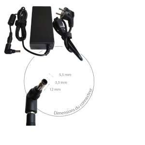 Chargeur pour SAMSUNG R510 XE5V 7350