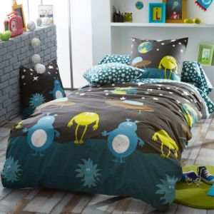 housse couette enfant vert comparer 57 offres. Black Bedroom Furniture Sets. Home Design Ideas