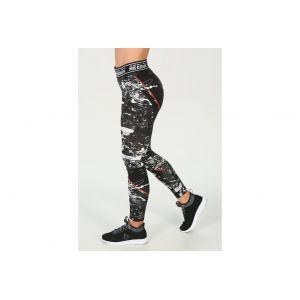 Reebok Wor Myt Dot Alt W vêtement running femme Noir - Taille S