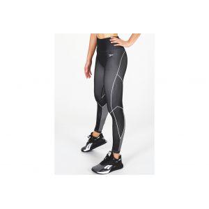 Reebok MYT Seamless 7/8 W vêtement running femme Noir - Taille S