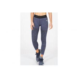 Reebok Myoknit United By Fitness 7/8 W vêtement running femme Bleu marine - Taille S