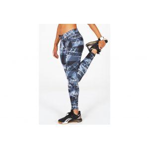 Reebok CrossFit Lux AOP W vêtement running femme Noir - Taille S