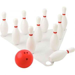 Set de bowling géant en plastique