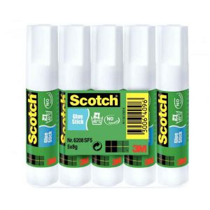 Scotch - Baton de colle 8g - Lot de 5