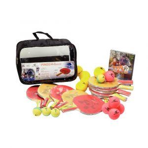 Kit initiation tennis de table ping pong + DVD