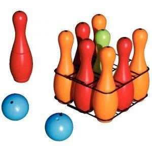 Bowling - 9 quilles + 2 boules