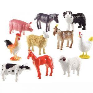 Petits animaux de la ferme - Baril de 60