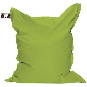 Coussin géant 110x140cm vert