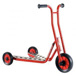 Trottinette 3 roues 4-7 ans - Rouge