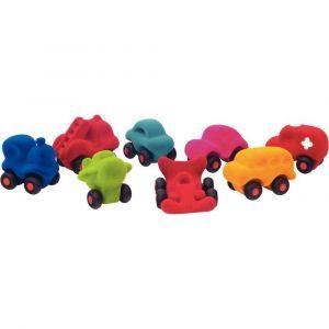 Micro cars RUBBABU - Lot de 8
